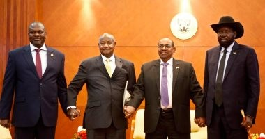 الخرطوم: توقيع اتفاق بين الفرقاء السياسيين فى جنوب السودان لتقاسم السلطة