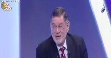 ثروت الخرباوى:الإخوان الإرهابية فرحوا بنكسة 67 وحزنوا فى انتصار أكتوبر 73