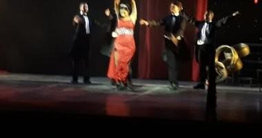 """بدء حفل ختام المهرجان القومى للمسرح بعرض """"نفسى"""" لـ ريم أحمد"""