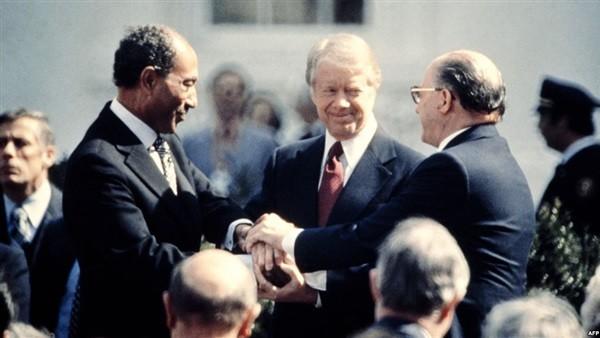 أمريكا تصدر بيانا بشأن معاهدة كامب ديفيد بين مصر وإسرائيل