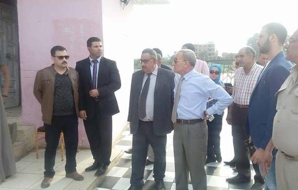 محافظ القليوبية يأمر بإزالة قاعة أفراح مخالفة بمدينة كفر شكر