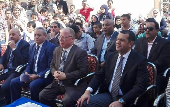 وزير الثقافة يفتتح مكتبة الطفل والشباب في أسيوط