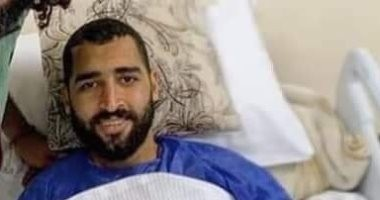 عامر عامر بعد جراحة الركبة : محبة الناس نعمة لاتقدر بثمن