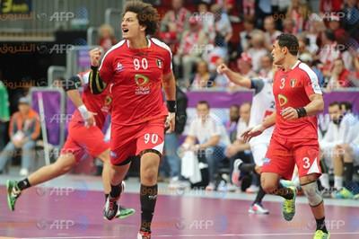 يد منتخب مصر يفوز على البحرين 37-25 ببطولة كأس العالم تحت 19 عاما