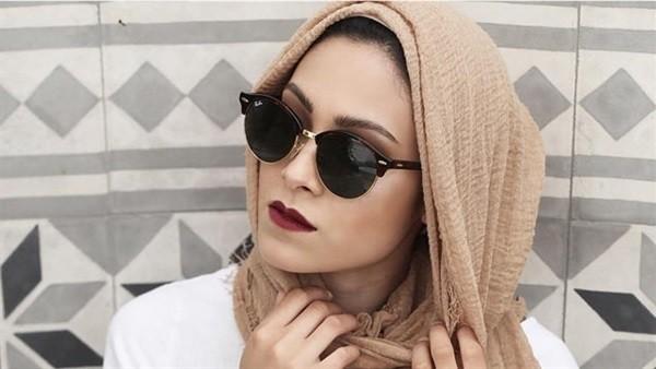أفضل طرق للف الحجاب بدون دبابيس في الصيف.. صور