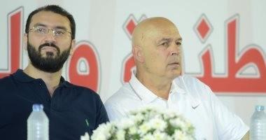 جروس لن يرحل عن الزمالك بعد وداع البطولة العربية