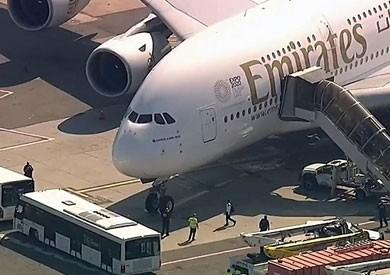 مسؤول أمريكي: ركاب «طيران الإمارات» المرضى ربما أصيبوا بالأنفلونزا