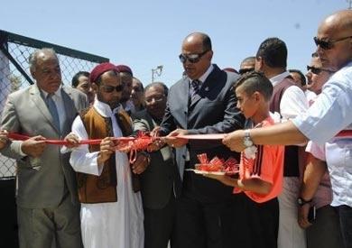 افتتاح مقر إذاعة مطروح المحلية فى واحة سيوة بتكلفة 24 ألف جنيه
