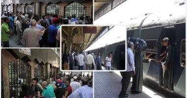 السكة الحديد تدعو لحجز التذاكر عبر الأبلكيشن.. وتؤكد: مستعدون لزيادة المقاعد