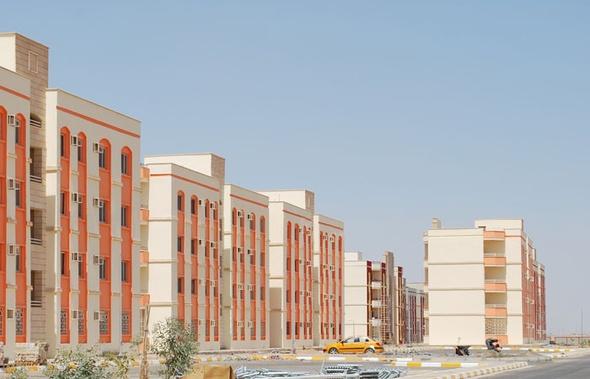 تسليم 106 وحدات سكنية بوادي النطرون نهاية الشهر المقبل