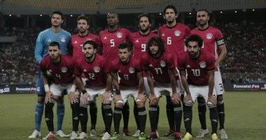 """منتخب مصر يحافظ على """"الثلاثية"""" بعد 60 دقيقة أمام النيجر"""