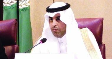 رئيس البرلمان العربى يدين استهداف ميليشيا الحوثى لناقلات النفط فى البحر الأحمر