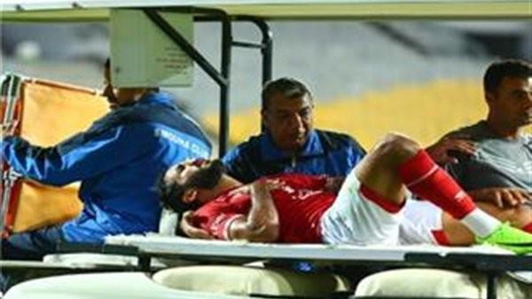 التحكيم السبب.. أول تعليق للجهاز الفني على إصابة مروان محسن