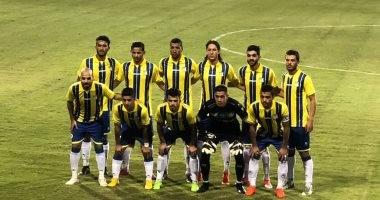 """""""الدح"""" يقرب طنطا من الدوري الممتاز بعد الفوز على غزل المحلة 1 / 0"""