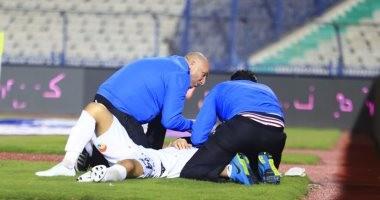 الزمالك يستعيد طبيب الفريق قبل انطلاق مباراة بترو أتلتيكو