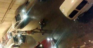 انتحار شخص ألقى بنفسه من أعلى عقار بالسيدة زينب
