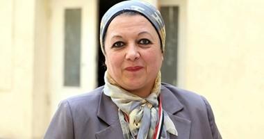 ماجدة نصر: وضع كاميرات داخل حمامات كلية الصيدلة بالإسكندرية مرفوض تماما