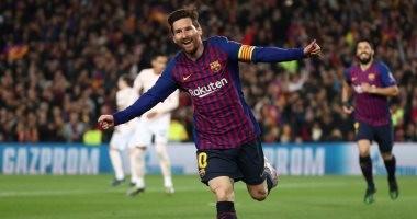برشلونة يعبر مانشستر يونايتد وينتظر ليفربول بنصف نهائي دوري أبطال أوروبا