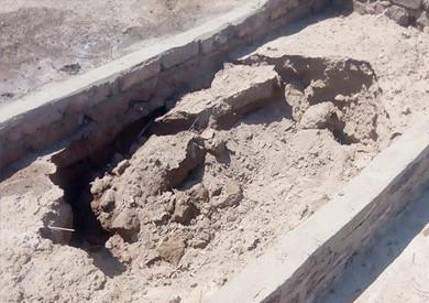 محافظ أسوان يحيل واقعة تسرب مياه لمقابر إدفو للنيابة العامة