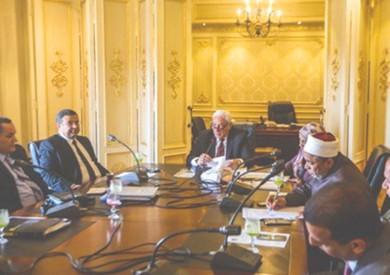 «دينية النواب» تناقش تنظيم هيئة الأوقاف