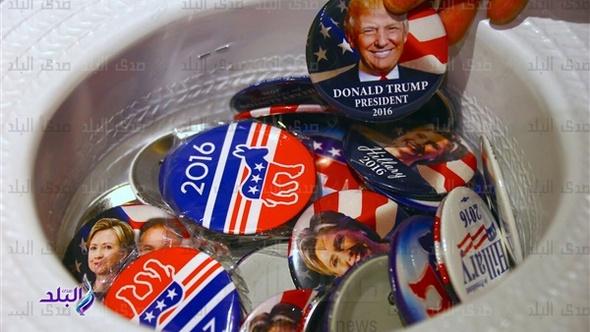عاجل .. ترامب يحصل على 254 صوتا مقابل 215 في المجمع الانتخابي