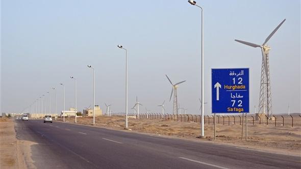 سيولة مرورية بالمحاور الرئيسية بالقاهرة الكبري