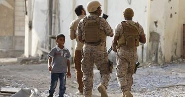 مصادر يمنية: التحالف يقصف مواقع للحوثيين على الحدود مع السعودية