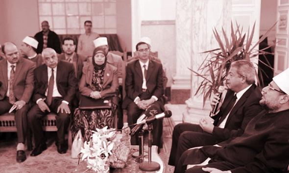 «الأوقاف» و«الأزهر» و«الشباب» يدشنون منصة صواريخ ضد أفكار الإخوان