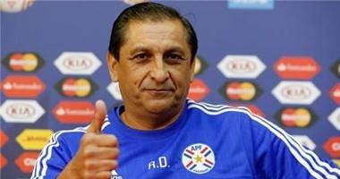 رامون دياز.. أرجنتيني في مهمة مصرية