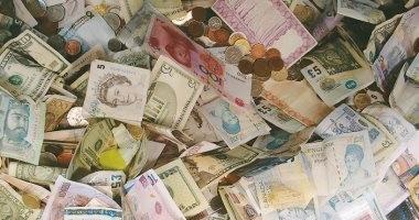 أسعار العملات اليوم الأحد 8-9-2019 فى مصر