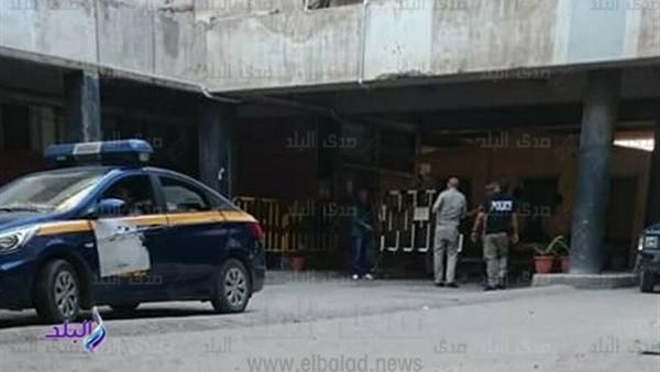 استعدادات في مستشفى أسيوط الجامعي قبيل وصول الطب الشرعي لمناظرة جثث 12 ارهابيا