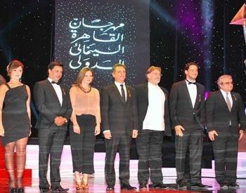 ننشر جوائز مهرجان القاهرة السينمائي الدولي الـ38