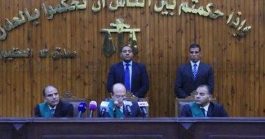 """تأجيل إعادة إجراءات محاكمة 120 متهماً بـ""""ذكرى ثورة يناير"""" لـ 23 سبتمبر"""
