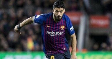 سواريز يضع برشلونة فى ورطة ويخضع لعملية جراحية فى الركبة