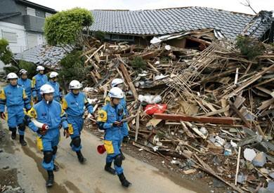 قتيلان على الأقل وعشرات المصابين والمفقودين جراء زلزال اليابان