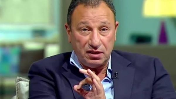 الخطيب يرفض التقاط الصور التذكارية في تدريب منتخب مصر