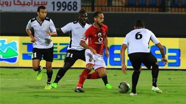 تعديل موعد مباراة الأهلى أمام طلائع الجيش بسبب محمد صلاح ورفاقه