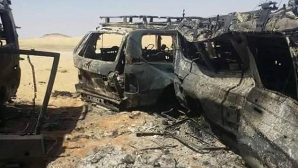 إرهابي الواحات يعترف: فشلنا في إطلاق صاروخ سام على الطائرات.. ومشيت 25 كيلو وتسولت 5 جنيهات للأكل