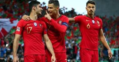 البرتغال تتوج بدورى الأمم الأوروبية بهدف فى هولندا.. فيديو
