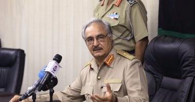 المشير خليفة حفتر: تحرير طرابلس خيار لا مفر منه