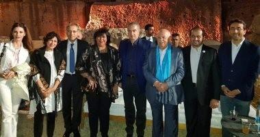 وزيرة الثقافة تشهد حفل افتتاح مهرجانات بعلبك احتفالا بأم كلثوم