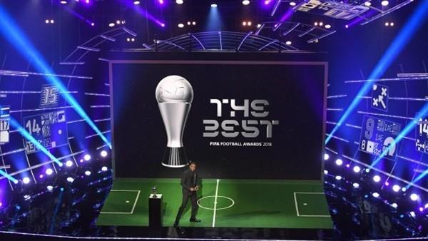 بث مباشر لـ حفل توزيع جوائز الأفضل في العالم ذا بيست