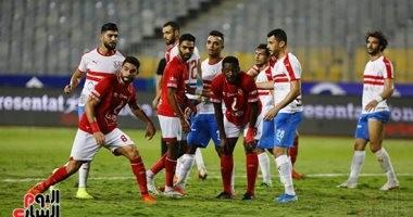فيديو.. محمود علاء يسجل الهدف الثانى للزمالك أمام الأهلى 3 / 2 فى السوبر