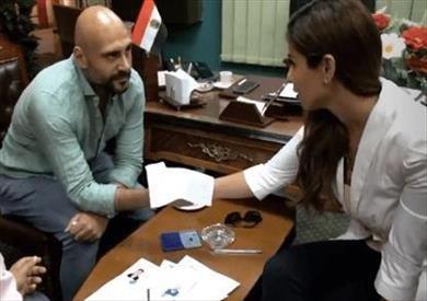بعد الطلاق الرسمي.. حرب تصريحات بين وليد فواز ومي سليم على السوشيال ميديا