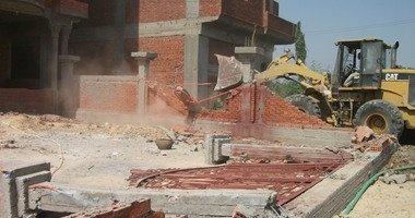محافظ أسيوط: تنفيذ 42 قرار إزالة لمبانى مخالفة وتعديات بقرى مركز ساحل سليم