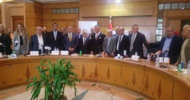 انطلاق احتفالية دار الهلال لتسوية مديونيات بـ 350 مليون جنيه مع بنك مصر