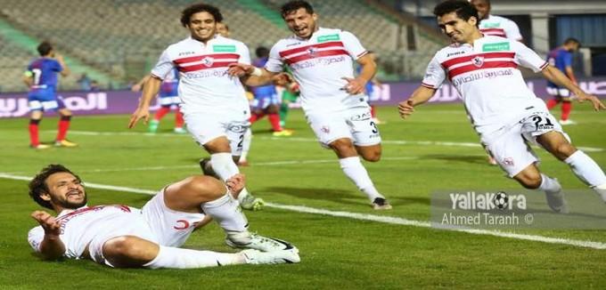 كأس مصر.. الزمالك 0-0 المنيا