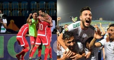 سوبر كورة.. تونس والجزائر.. من الأقرب لدخول نادى المائة بكأس الأمم الإفريقية؟