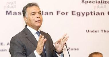 وزير النقل يبحث عوامل جذب الخطوط الملاحية للموانئ المصرية