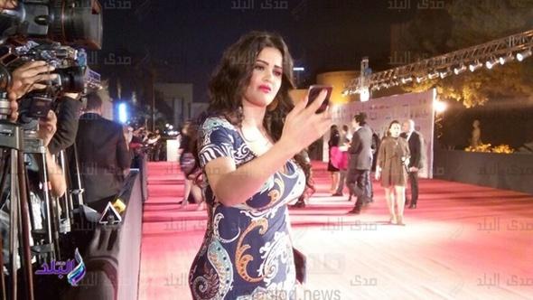 سما المصرى: حصلت على دعوة «القاهرة السينمائي» من «تامر أمين»
